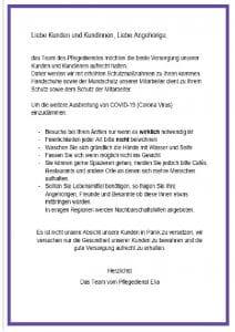Corona Virus Information